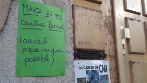 Personnels communaux et Professeurs des écoles sont appelés à la grève, tous concernés par l'avenir des personnels des trois fonctions publiques (© Pierre Nouvelle).