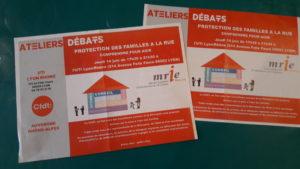 S'informer pour agir et mettre fin à des situations intolérables, tel est l'objectif de la soirée Atelier(débat du 14 juin 2018 (© UTI CFDT Lyon-Rhône/Pierre Nouvelle).