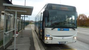 pour 2018-2019, le transport à la demabde sera la priorité pour la mobilité publique, la question des lignes de cars étant reportée à plus tard (© Pierre Nouvelle).