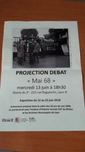 Troisième et dernier temps pour l'Institut d'histoire sociale CGT qui invite à une présentation de livre mardi 26 juin aux Archives municipales de Lyon (© Pierre Nouvelle).