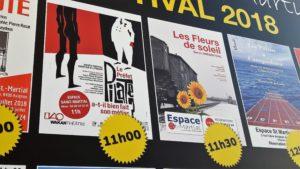 Le temle Saint-Martial est une halte nécessaire à toute heure dans le festival d'Avignon off 2018 (© Pierre Nouvelle).
