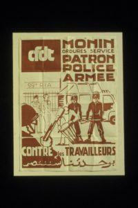 L'engagement de Madeleine Delessert aux côtés des travailleurs immigrés s'est enraciné dans la combat pour l'indépendance de l'Algérie (© Pierre Nouvelle).