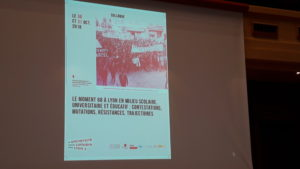 Après le monde des salariés, les luttes en 1968 et dans les décennies suivanyes, l'éducation manquait au programme des études sur ce moment marquant de l'histoire sociale française (© Pierre Nouvelle).