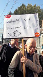 Les retraités veulent contribuer comme les autres catégories de la population, mais refusent d'^tre des boucs-émissaires (© Pierre Nouvelle).