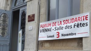 Avec un nombre plus important d'associations, ce second forum a témoigné de la vitalité du tissu social du bassin viennois (© Pierre Nouvelle).
