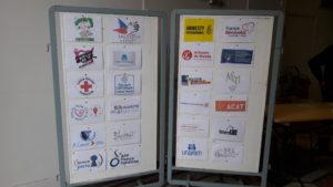 A Vienne, le Forum de la solidarité monte en puissance et a réuni le 3 novembre 2018 quelque trente associations (© Pierre Nouvelle).