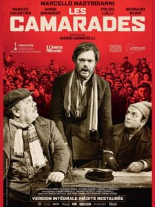 Le fil de mario Monicelli, avec Marcello Masttoianni et Bernard Blier sonnera lieu çà une projection-bébat ) partir du récit d'une grève dans une usine textile de Turin (© RD).