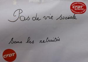 Les douze millions de personnes âgées résidant en FRance sont une riches plus qu'une charge pour la nation (© Clément Dumas.