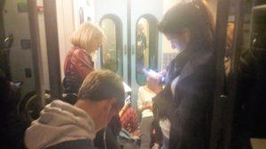 Faire évoluer notablement la qualité des transports ferroviaires est l'objectif premier de l'axxociation des usagers des TER de la Vallée du Rhône (© Pierre Nouvelle).