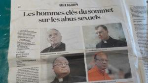 Acte majeur de son pontificat : le pape François ouvre ce jeudi 21 février 2019 une rencontre inédite des responsables de l'Église catholique sur les abus sexuels (© Pierre Nouvelle).