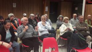 Dans la foulée du débat du 24, janvier organisé par le député LREM Jean-Luc Fugit; avec les Centrales villageoises, ce sont les associations qui prennent le relais du Grand débat national (© Pierre Nouvelle).