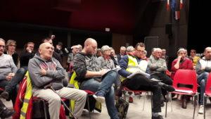 Après les paroles tenues lors des réunions du Grand débat, les Gilets mettront en œuvre leur demande en organisant une nouvelle votation citoyenne (© Pierre Nouvelle).