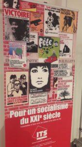 Au coeur du mouvement de mai-juin 68; la liberté d'expression du peuple et des peuples etait au cœur des revendications du PSU (© Pierre Nouvelle).