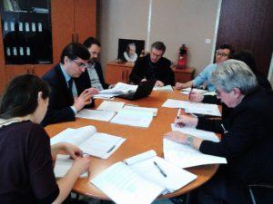 Avec 114 millions d'euros, le budget présenté aux journalistes en avant-première reste sensiblement le même qu'en 2018 lors de la fusion des deux collectivités de communes de Vienne et de Condrieu (© Pierre Nouvelle).
