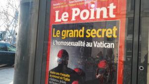 Le Livre Sodoma lève le voile sur ce qui serait un autre trait de l'Eglise catholique (© Pierre Nouvelle).