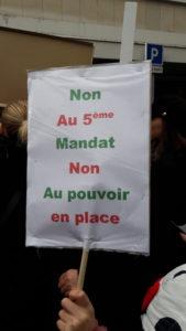 Il est urgent que le pouvoir algérien mette un terme à la censure (© Pierre Nouvelle).