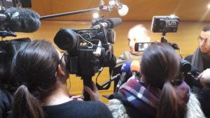 Les médias en général et les journaistes en particulier vivent un crise de confiance. la 12e édition des Assises du journalisme est l'occasion de réfléchir sur les pratiques professionnelles (© Pierre Nouvelle).