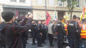 A ce jou, plus d'une trentaine de journalistes ont déposé plainte contre les agissements de la police à leur égard (© Pierre Nouvelle).