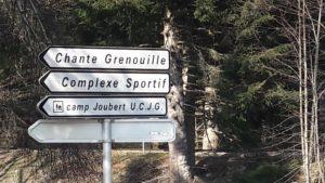 Ouvert en 1941, le Camp Joubert, au Chambon-sur-Lignon, est une des 23 institutions de l'Union chrétienne des jeunes gens (YMCA) en France ( © Pierre Nouvelle )