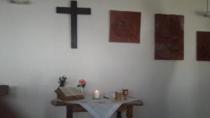 La Parole et le pain, lumière pour la vie des chrétiens protestants ( © Pierre Nouvelle ).