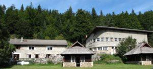 Lieu de séjours nature pour enfants et adolescents en temps de vacances, le Camp Joubert peut aussi accueillir des réunions familiales ( © UCJG )