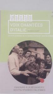 De Toscane, d'Ombie, du pays napolitain, des Dolomites, de Sicile ou de sardaigne, le répertoire vocal est largement ouvert aux apprentissages simples et très beaux ( © Pierre Nouvelle ).