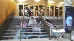 Dimanche soir, le 37e festival de cinéma italien d'Annecy a fermé ses portes au Centre Bonlieu, mais avec le conseil départemental les films continuent de tourner en Haute-Savoie ( © Pierre Nouvelle ).