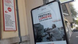 De l'Institut Lumière à la halle Tony Garnier, en passant par le Village du festival, on n'aura que l'embarras du choix ( © Pierre Nouvelle )