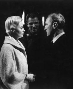 Avec Le Miroir à deux faces, Thierry frémaux et son équipe ont voulu titrr leur révérence au cinéaste engagé que fut André Cayatte ( © Collection Institut Lumière ).