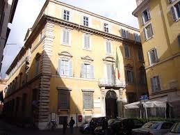 IOra, i palazzo Firenze della famiglia Medicis è il sedia mondiale della Dante Aligheri ( © DR/ Dante ).