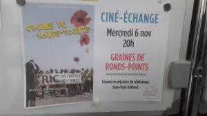 L'histoire des gilets jaunes de Vienne (Isère) est déjà programmée dans 50 salles en Région et à Paris ( © Pierre Nouvelle ).