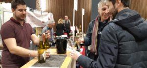 Pour sa 32e édition, le Salon Intervins installés en l'espace viennois du Trente réunit des vignerons de toutes les régions français et même quelques productions d'autres provenance mondiales ( © Pierre Nouvelle ).