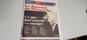 Il aura fallu 37 jours de grèves et de manifestations pour que le ¨Premier ministre se décide à lâcher ( © Pierre Nouvelle ).