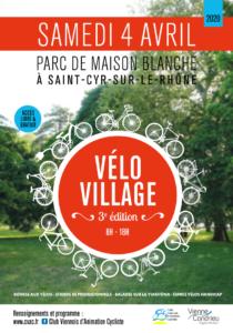 Le 3e Vélo-village sera un événement attendu par tous les habitués de la petite reine, petits ou grands ( © Pierre Nouvelle ).