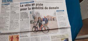 Nul doute que si le temps si prête, nombre de personnes viendront fêter le vélo ce samedi 4 avril 2020 ( © Pierre Nouvelle/ Le DL ).