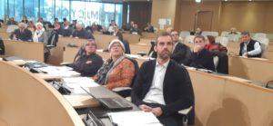 Au nombre des participants et des cinq conseils de développement, ls représentants du CdD de Vienne-Condrieu Agglomération était au rendez-vous ( © Pierre Nouvelle ).