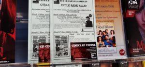Depuis le début de l'année2020; l'association Ciné Clap qui est entrée dans sa dixième année multiplie les opositions art et essai dans la cadre du complexe cinéma L'Amphi ( © Pierre Nouvelle ).