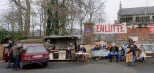 Depuis les premières industries du 19e siècle, le Nord-Pas-de-Calais a été une terre de luttes ouvrières ( © DR/UGC distribution ).