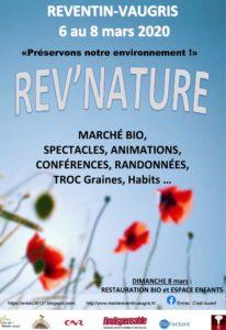Les coquelicots sont à l'honneur du rassemblement Rev'nature 2020 ( © DR/Rev'nature ).