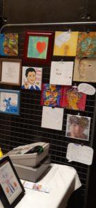 """une cinquantaine d'oeuvres plastiques sont venues constituer l'exposition """"femmes plurielles"""" proposée par Artcolore de Vienne ( © Pierre Nouvelle )."""