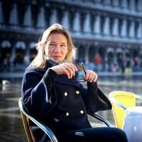 Depuis Venise, Ariel Butaux se fait médiatrice de ce que vit sur place la population ( © DR/ Ariel Butaux sur Linkedin )