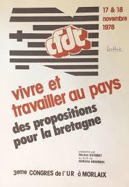 Sur le territoire français, la CFDT soutenait la nécessité de localiser le travail et limiter les déplacements ( © DR/Union régionale CFDT Bretagne-pays de Loire ).
