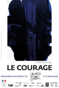 Pour l'édition 2020 du Printemps des poètes, le musée coopérera avec l'Espace Pandora de Lyon et la librairie viennoise Lucioles ( © Centre national de la poésie ).