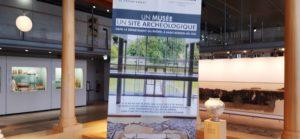 Le musée gallo-romain de Saint-Romain-en-Gal bénéficie d'un soutien important du département du Rhône dont il est la principale institution culturelle ( © Pierre Nouvelle ).