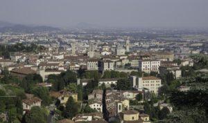 Bergame, belle ville du nord de l'Italie est une cité les plus touchées par le coronavirus ( © DR/ Voyager en photos ).