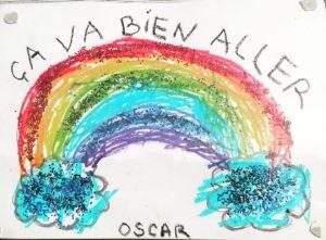 Rester réaliste mais sortir du climat anxiogène ( ©DR/Oscar dans Ouest-France ).