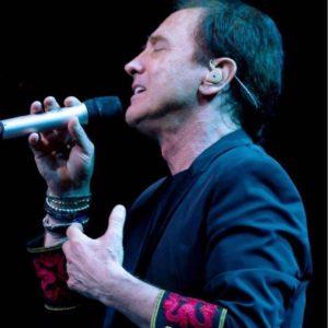 Roby Facchinetti a livré une chanson solidaire composée avec son ami S D'Orazio et des musicien.ne.s complices ( © DR/R. Facchinetti ).