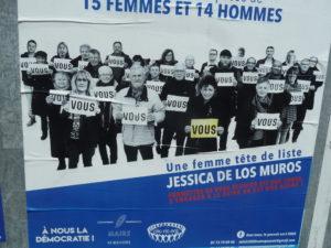 Elles et ils seront 27 candidat.e.s, issu.e.s du mouvement des Gilets jaunes initié en novembre 2018 en lice pour le 2e tour des élections municipales 2020 à Saint-Clair-du-Rhône ( © Pierre Nouvelle ).