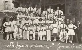 """""""Roger Sagnard a fait ses premiers pas musicaux avec l'Harmonie des mineurs de Bessèges (© La Regordane)"""