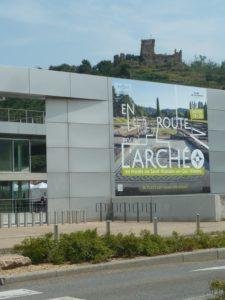 En terre viennoise, le Musée gallo-romain de Saint-Romain-en-Gal à la confluence du Rhône et de l'Isère a renouvelé ses propositions de visite pour l'été 2020 ( © Pierre Nouvelle ).